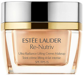 Estée Lauder Re-Nutriv Ultra Radiance Lifting Creme Makeup SPF 15, 1oz.