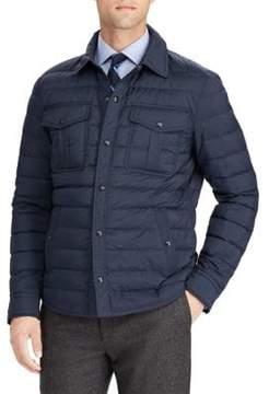Polo Ralph Lauren Lightweight Down Workshirt Jacket
