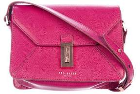 Ted Baker Pebbled Leather Crossbody Bag
