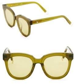 Gentle Monster Inscarlet 66MM Wayfarer Sunglasses