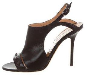 Alexa Wagner Zirna Rock Spiked Sandals w/ Tags