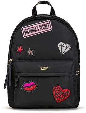 Victoria's Secret Victorias Secret Patch City Backpack