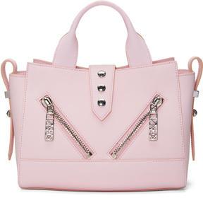 Kenzo Pink Mini Kalifornia Tote