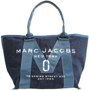 Marc Jacobs Denim Bag - DENIM - STYLE