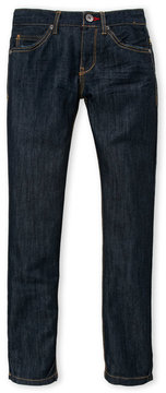 DKNY Boys 8-20) Mott Low-Rise Straight Fit Jeans