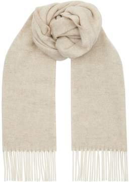 Eton Wool Herringbone Scarf