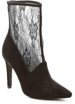 Diba Womens Beth Bootie Fabric Pointed Toe Ankle Fashion Boots.