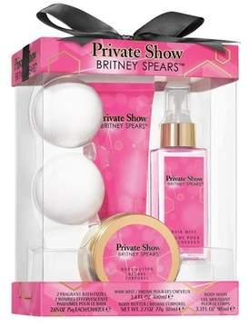 Britney Spears Private Show Women's Fragrance Bath Set - 5pc