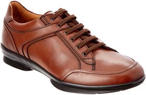 Aquatalia Wayne Waterproof Leather Sneaker