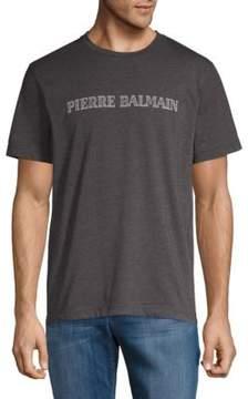 Pierre Balmain Printed Logo Tee