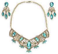 Disney Jasmine Jewelry Set