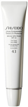 Shiseido Urban Environment Tinted UV Protector SPF 43, 30 mL