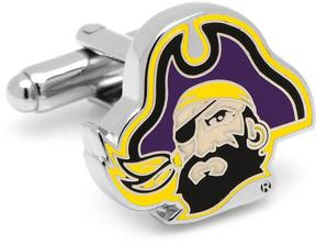 Ice East Carolina Pirates Cufflinks