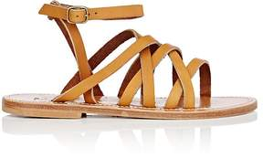 K. Jacques Women's Mycenes Leather Sandals