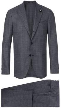 Lardini classic button blazer