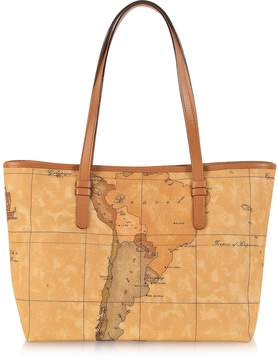 Alviero Martini 1a Prima Classe - Geo Printed Medium New Basic Tote Bag