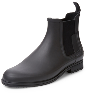 Hunter Men's Embossed Chelsea Boot