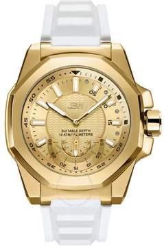 JBW Delmare Gold Dial Men's Watch