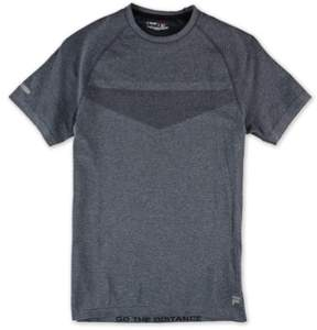 Fila Mens Circular Seamless Graphic T-Shirt