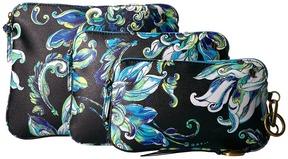 Elliott Lucca - Artisan Three-Piece Cosmetic Cosmetic Case