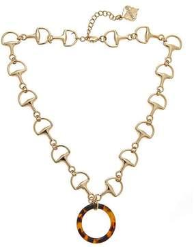 Fornash Derby Tortoise Necklace