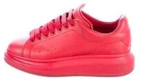 Alexander McQueen Larry Platform Sneakers