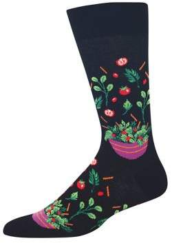 Hot Sox Flying Salad Socks