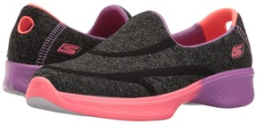 Skechers Go Walk 4 81145L Girl's Shoes