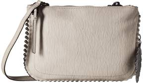 Jessica Simpson Camile Double Top Zip Crossbody Cross Body Handbags