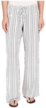 Allen Allen Four-Pocket Long Pants