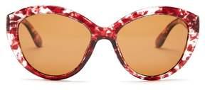 Joe's Jeans Women's Polarized Cat Eye 56mm Sunglasses