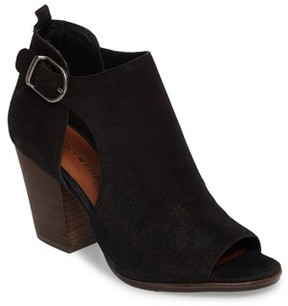 Lucky Brand Women's Oona Open Side Bootie
