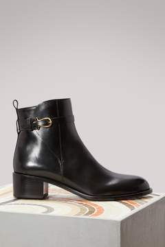 Sartore Boots with buckles