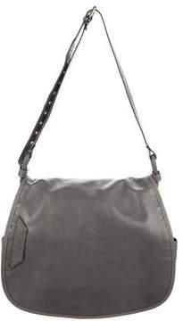 Fendi Leather Messenger Bag