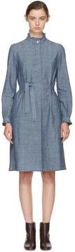 A.P.C. Indigo Astor Dress
