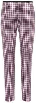 Burberry Check cotton pants