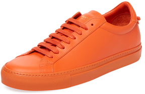 Givenchy Men's Knot Leather Low Top Sneaker