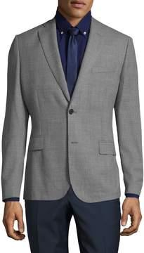J. Lindeberg Men's Hopper Soft Structured Stretch Sportcoat