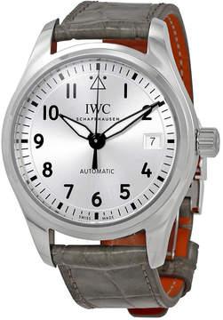 IWC Pilot Silver Dial Automatic Men's Watch