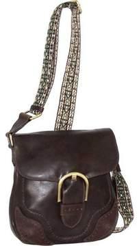 Nino Bossi Acacia Leather Crossbody Bag (Women's)