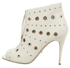 Jerome C. Rousseau Cline Eyelet Booties w/ Tags