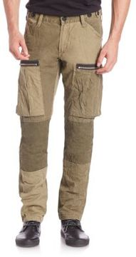 PRPS Cotton Lightweight Canvas Cargo Pants