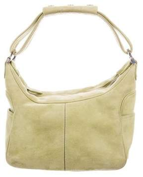 Tod's Suede Mini Miky Bag