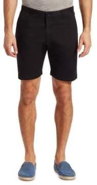 Saks Fifth Avenue MODERN Stretch Cotton Shorts