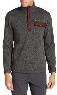 Eddie Bauer Radiator Mockneck Sweater