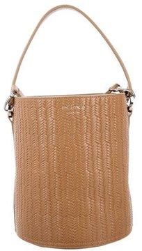Meli-Melo Santina Woven Bucket Bag