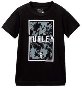 Hurley Cloudy Tee (Toddler Boys)