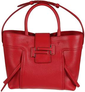 Tod's Double T Mini Shopper Bag