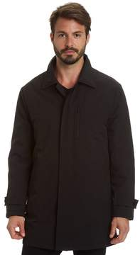 Haggar Men's Three-Quarter Length City Coat