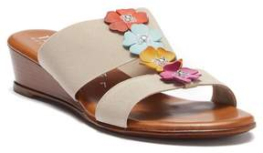 Italian Shoemakers Kaira Wedge Sandal